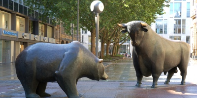 Bull and Bear in Stock Market